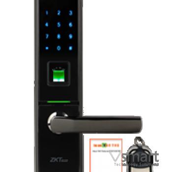 Khóa cửa bằng vân tay, thẻ, điều khiển TL100(5in1)