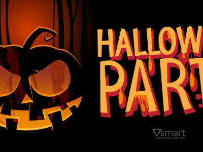 Cùng Vsmart lên ý tưởng cho mùa Halloween