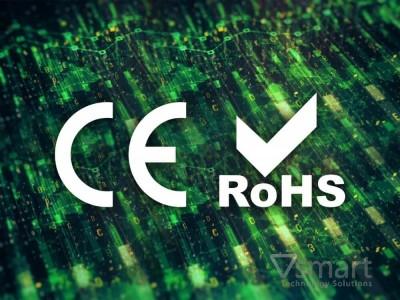 Lumi xuất khẩu 8 quốc gia - Nhà Thông Minh đầu tiên đạt chứng chỉ CE và RoHS