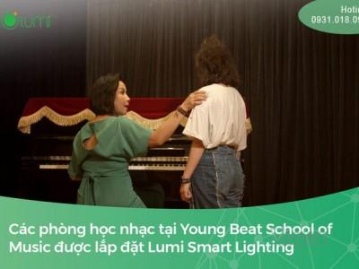 [Video] Lumi Smart Lighting tại Young Beat School of Music