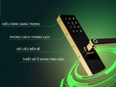 Lắp đặt khóa cửa thông minh Lumi INNOVITI-S ngay hôm nay tại Lumi Miền Nam