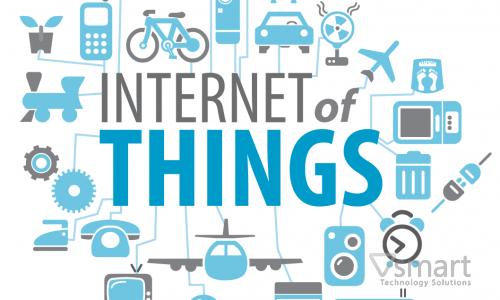 Internet of things - xu hướng của tương lai