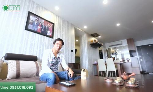 [Video] Ngôi nhà thông minh của đạo diễn Trọng Trinh