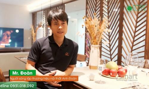 [Video] Review ấn tượng giải pháp nhà thông minh Lumi từ người sáng lập thương hiệu nội thất nổi tiếng