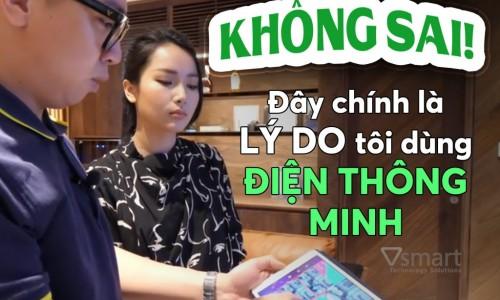 [Video] TẠI SAO NÊN DÙNG ĐIỆN THÔNG MINH?