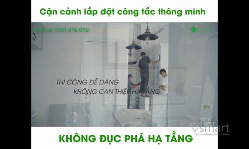 [Video] CẬN CẢNH LẮP ĐẶT CÔNG TẮC THÔNG MINH LUMI SMART HOME