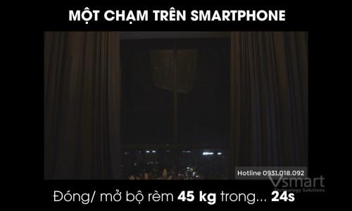 [Video] Rèm Thông Minh Lumi Smart Home