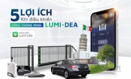 LUMI hợp tác DEA (Italia)  công bố ra mắt động cơ cổng thông minh tích hợp nhân IoT đầu tiên tại Việt Nam